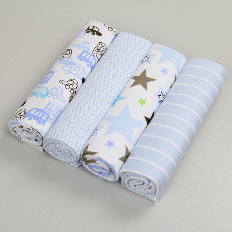 blå babyfiltar present till babyshower eller dop, snuttefilt